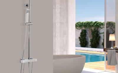 Conoce los beneficios y ventajas de tener una ducha empotrada.